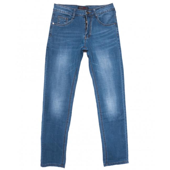 8005 Vouma-Up джинсы мужские синие весенние стрейчевые (29-38, 8 ед.) Vouma-Up: артикул 1109648
