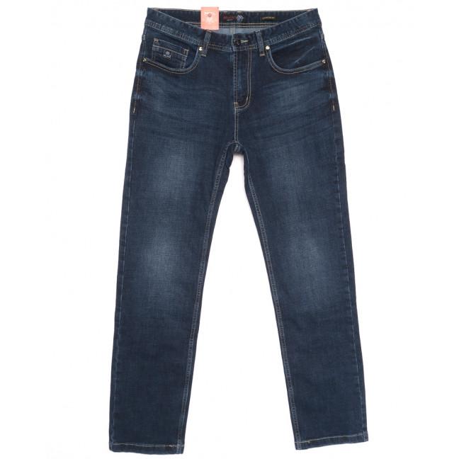 0920-3 R Relucky джинсы мужские полубатальные синие осенние стрейчевые (32-42, 8 ед.) Relucky: артикул 1110569