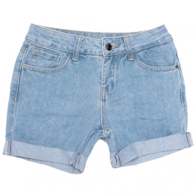 0061 Jushioumfiva шорты джинсовые женские синие коттоновые (25-30, 6 ед.) Jushioumfiva: артикул 1109872
