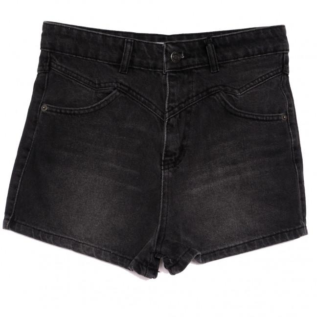 3358 Xray шорты джинсовые женские серые коттоновые (34-40,евро, 5 ед.) XRAY: артикул 1110388