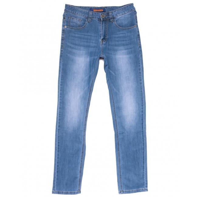 8033 Pobeda джинсы мужские синие весенние стрейчевые (29-38, 8 ед.) Pobeda: артикул 1109660
