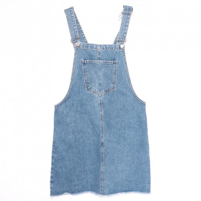 3320 Xray сарафан джинсовый синий весенний коттоновый (34-40,евро, 6 ед.) XRAY: артикул 1109878