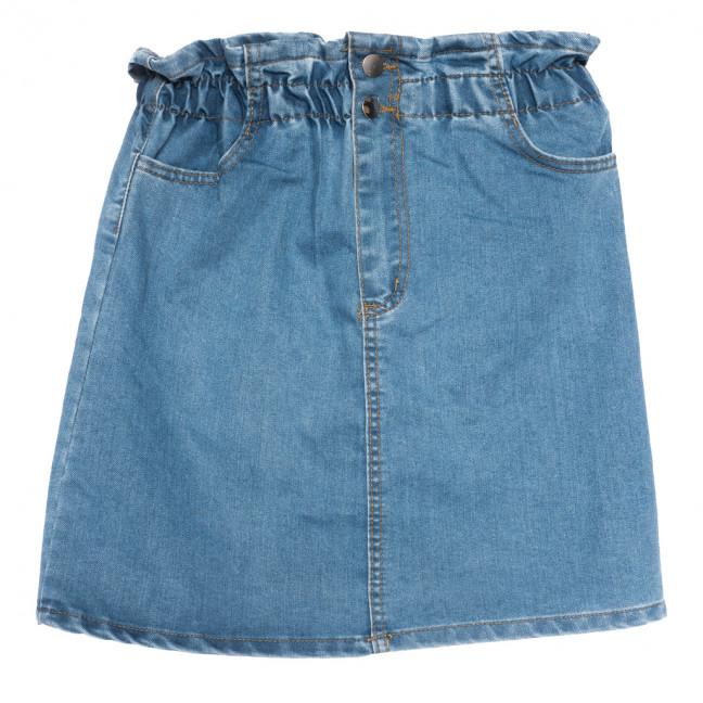 2336 Defile юбка джинсовая синяя коттоновая (34-40,евро, 7 ед.) Defile: артикул 1109868