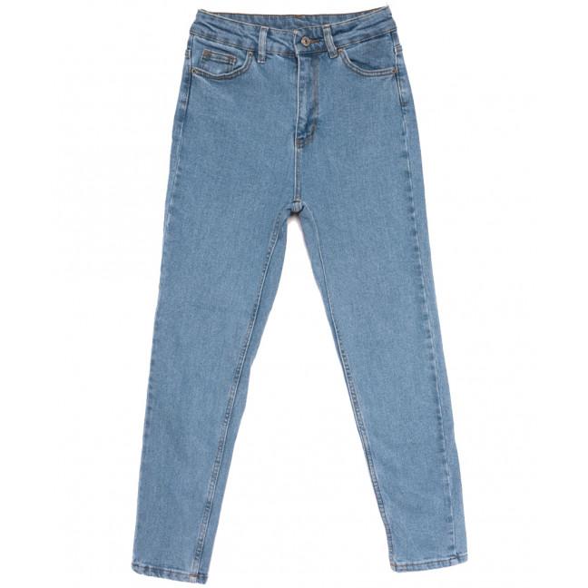3044 джинсы женские синие весенние стрейчевые (25-32, 8 ед.) Джинсы: артикул 1110297