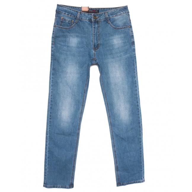 8002 Fashion jeans джинсы мужские синие весенние стрейчевые (29-38, 8 ед.) Fashion jeans: артикул 1110056