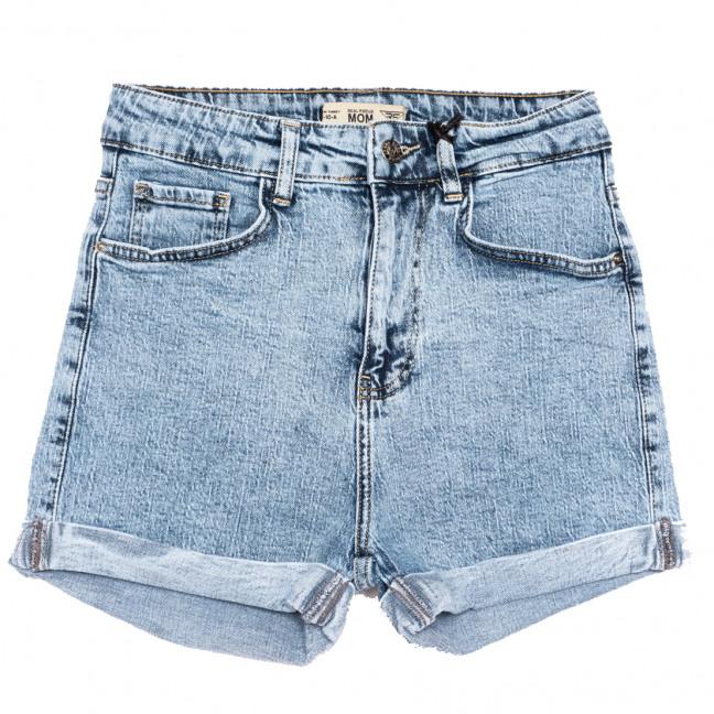 4031 Real Focus шорты джинсовые женские синие стрейчевые (26-30, 5 ед.) Real Focus: артикул 1110438