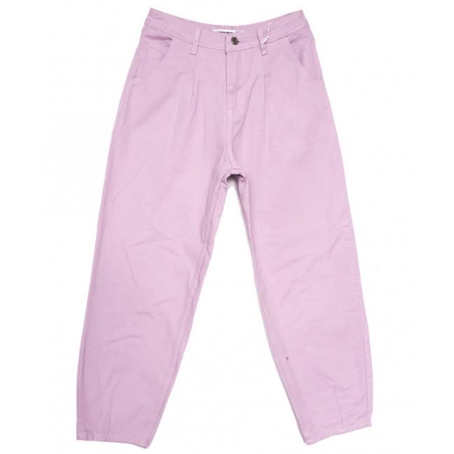 3437 сиреневые Xray джинсы-баллон весенние коттоновые (26-31, 6 ед.) XRAY: артикул 1110397