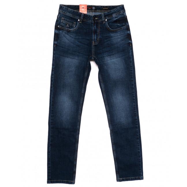 0916-3 R Relucky джинсы мужские синие осенние стрейчевые (29-38, 8 ед.) Relucky: артикул 1110574