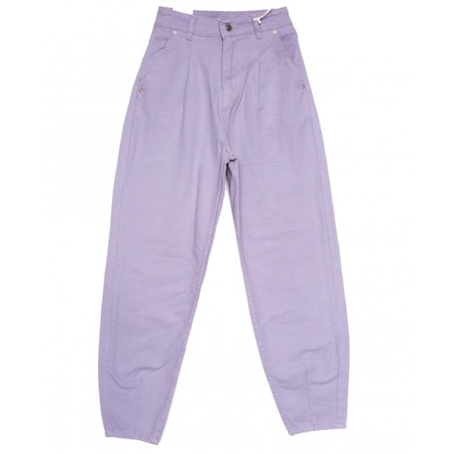3375 Top secret джинсы-баллон сиреневые весенние коттоновые (25-32, 8 ед.) Top Secret: артикул 1110405