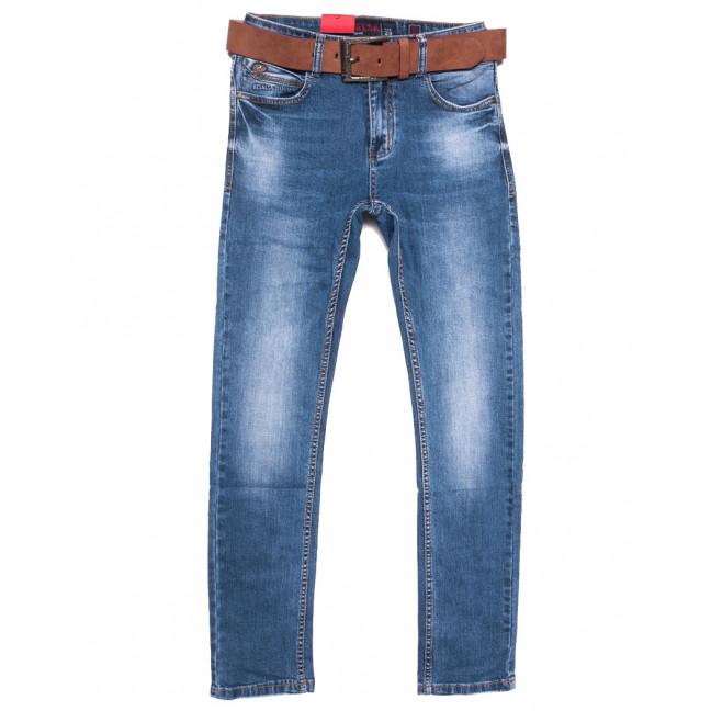9637 Resalsa джинсы мужские синие весенние стрейчевые (29-36, 7 ед.) Resalsa: артикул 1109726