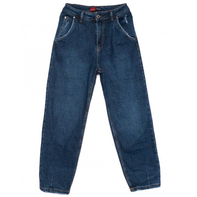 0082-2 М Relucky джинсы-баллон синие осенние стрейчевые (25-30, 6 ед.) Relucky: артикул 1110564