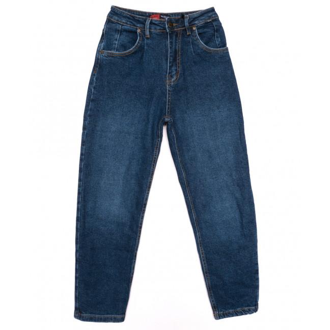 0081-2 М Relucky джинсы-баллон синие осенние стрейчевые (25-30, 6 ед.) Relucky: артикул 1110581