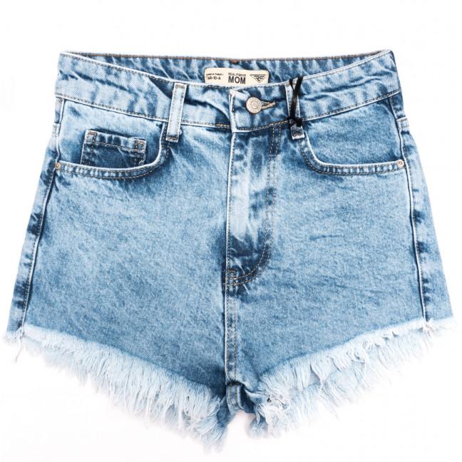 4002 Real Focus шорты джинсовые женские синие коттоновые (26-30, 5 ед.) Real Focus: артикул 1110506