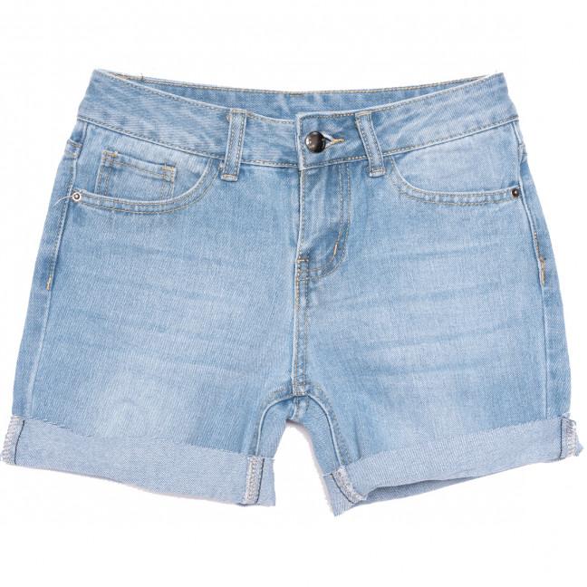 0059 Jushioumfiva шорты джинсовые женские синие коттоновые (25-30, 6 ед.) Jushioumfiva: артикул 1109870