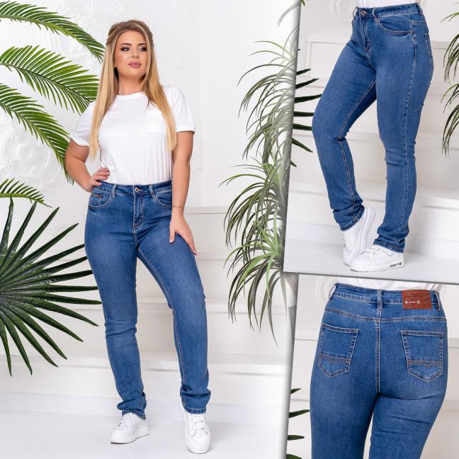 8231 Vanver джинсы женские батальные весенние стрейчевые (32-42, 6 ед.) Vanver: артикул 1109447