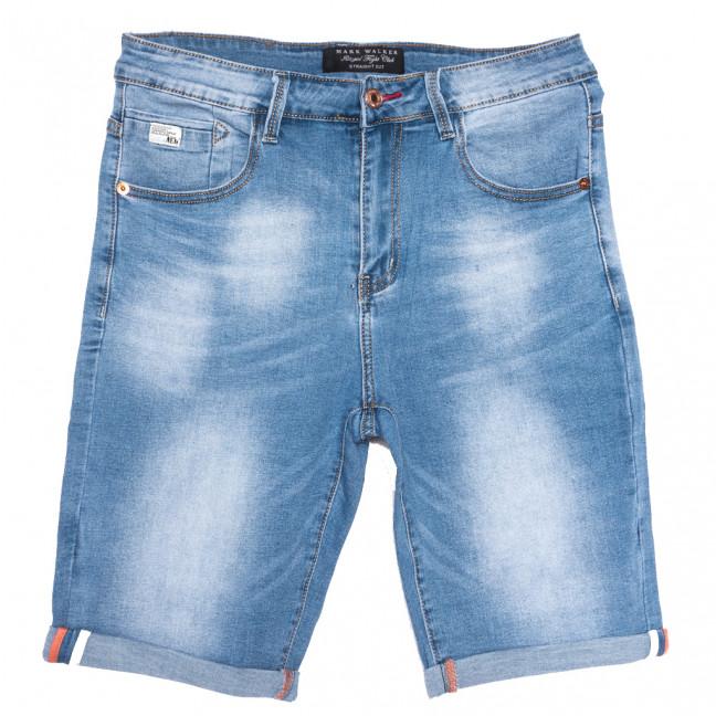 3010 Mark Walker шорты джинсовые мужские синие стрейчевые (31-38, 8 ед.) Mark Walker: артикул 1109830