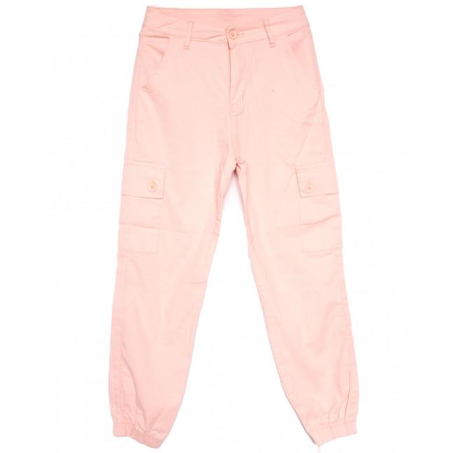 1721 джинсы женские пудра летние стрейчевые (34-40,евро, 8 ед.) Джинсы: артикул 1110308