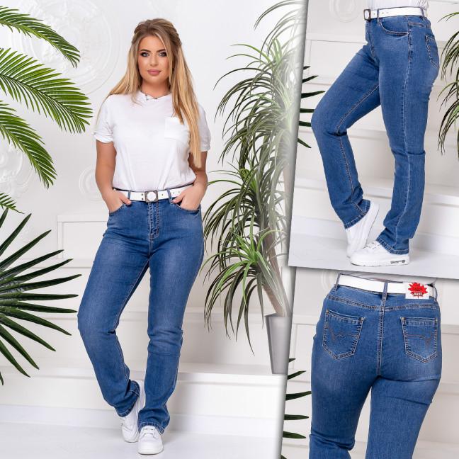 8238 Vanver джинсы женские батальные весенние стрейчевые (31-36, 6 ед.) Vanver: артикул 1109446