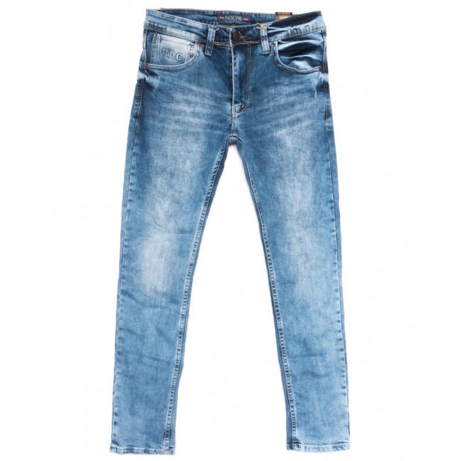6849 Redcode джинсы мужские синие весенние стрейчевые (29-36, 8 ед.) Redcode: артикул 1109909