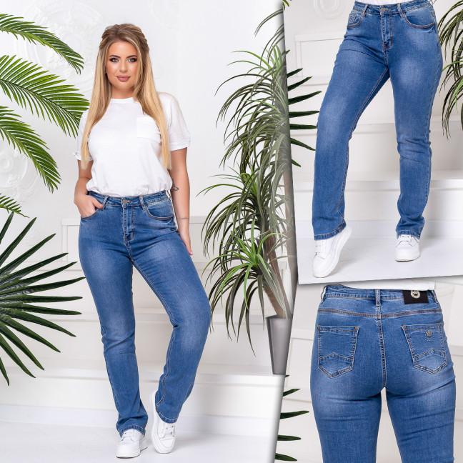 8250 Vanver джинсы женские батальные весенние стрейчевые (32-42, 6 ед.) Vanver: артикул 1109713