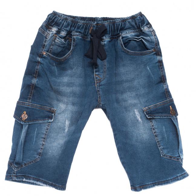 6520 Redcode шорты джинсовые мужские синие стрейчевые (29-36, 8 ед.) Redcode: артикул 1110142