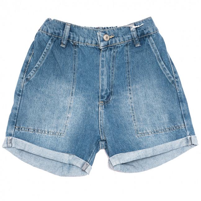 3471 Xray шорты джинсовые женские синие коттоновые (34-42,евро, 5 ед.) XRAY: артикул 1110690