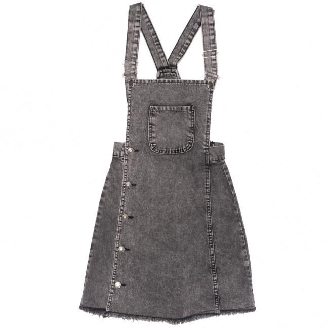 3460 серый Xray сарафан джинсовый весенний коттоновый (34-40,евро, 6 ед.) XRAY: артикул 1110785
