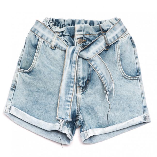 0700-283 Kind Lady шорты джинсовые женские синие коттоновые (34-44,евро, 6 ед.) Kind Lady: артикул 1110853