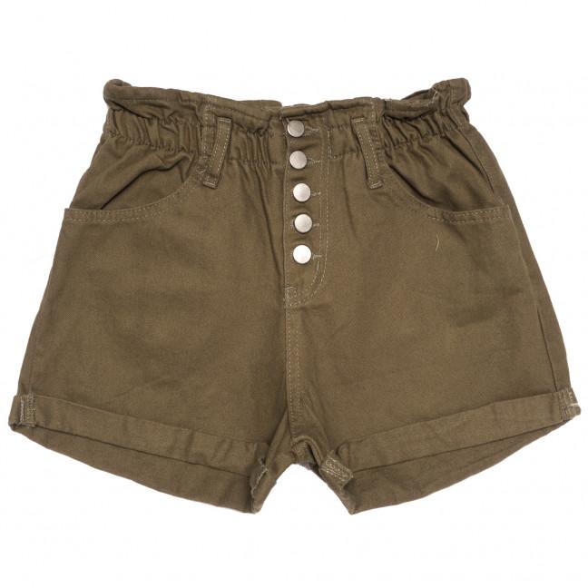 0610 хаки Defile шорты джинсовые женские коттоновые (34-40,евро, 6 ед.) Defile: артикул 1110697