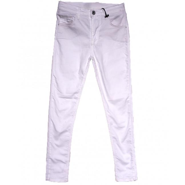 7253 Dobre джинсы женские белые весенние стрейчевые (34-42, 5 ед.) Dobre: артикул 1110800