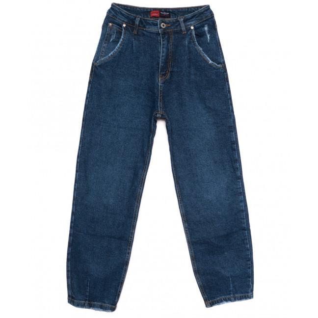0082-2 М Relucky джинсы-баллон синие осенние стрейчевые (25-30, 6 ед.) Relucky: артикул 1110640