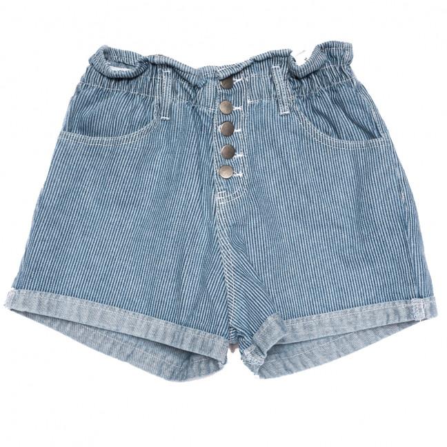 0610 полоска Defile шорты джинсовые женские коттоновые (34-40,евро, 6 ед.) Defile: артикул 1110714