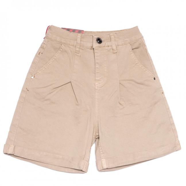 0821 бежевые Redmoon шорты джинсовые женские стрейчевые (25-30, 6 ед.) REDMOON: артикул 1110858