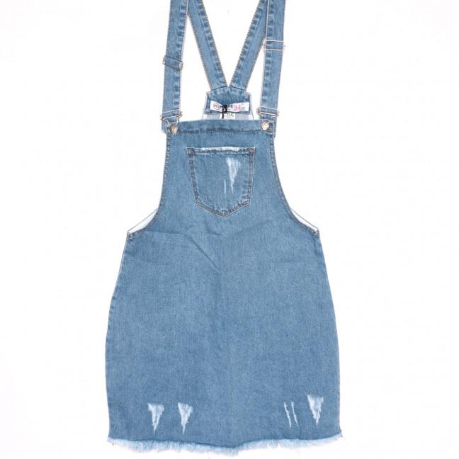 3058 Miele сарафан джинсовый с царапками синий коттоновый (34-40,евро, 5 ед.) Miele: артикул 1110875