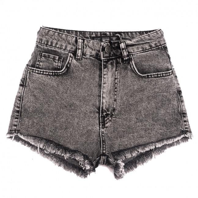 40023 Real Focus шорты джинсовые женские серые коттоновые (26-30, 5 ед.) Real Focus: артикул 1110791