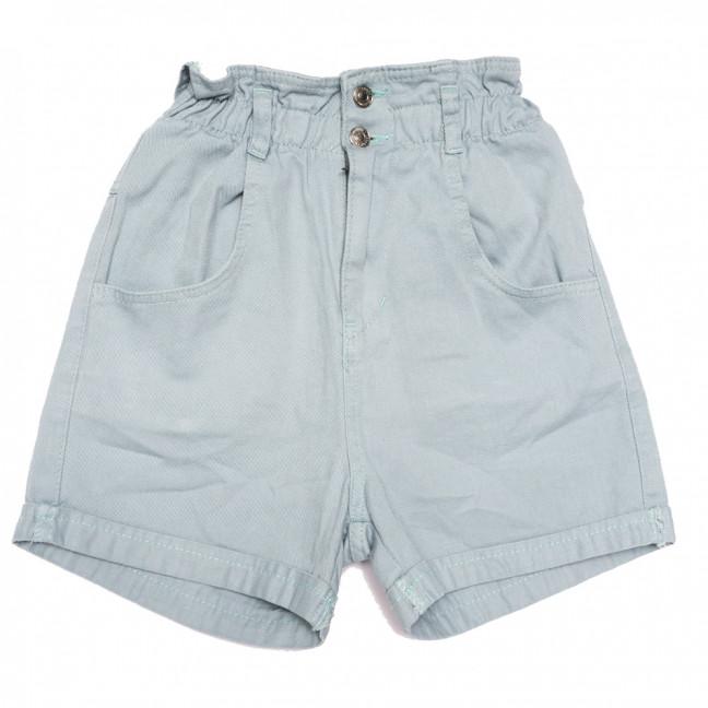 8013 голубые шорты джинсовые женские коттоновые (25-30, 8 ед.) Шорты: артикул 1110663