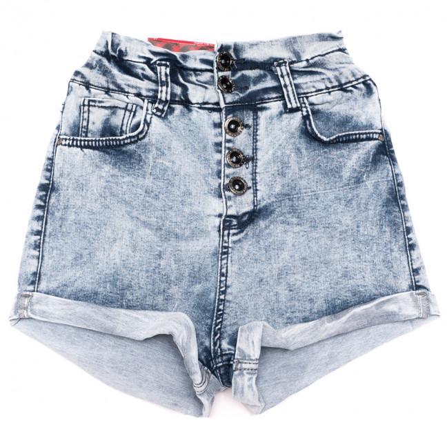 0800 Redmoon шорты джинсовые женские синие стрейчевые (25-30, 6 ед.) REDMOON: артикул 1110721