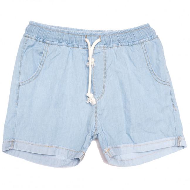 2029 Miele шорты джинсовые женские на резинке синие коттоновые (34-40,евро, 5 ед.) Miele: артикул 1110777