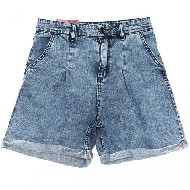 0821 Redmoon шорты джинсовые женские синие коттоновые (25-30, 6 ед.) REDMOON: артикул 1110729