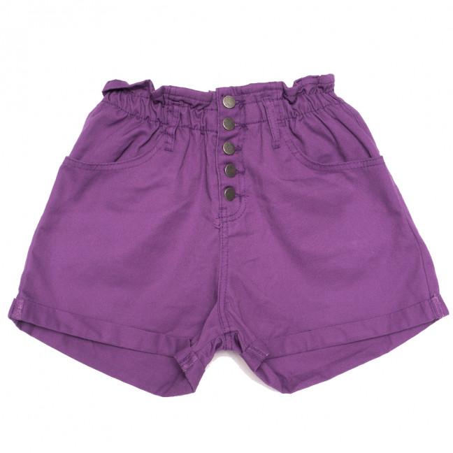 0610 сиреневые Defile шорты джинсовые женские коттоновые (34-40,евро, 6 ед.) Defile: артикул 1110698