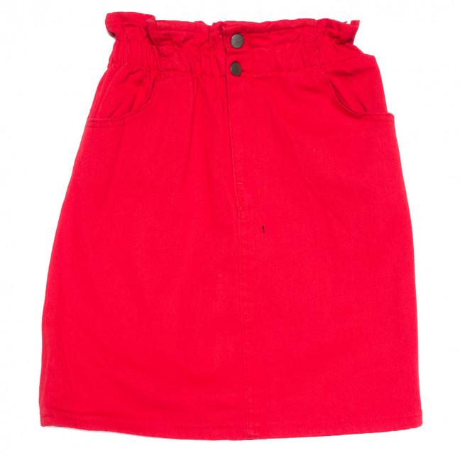 34413 красная Defile юбка джинсовая весенняя коттоновая (34-40,евро, 7 ед.) Defile: артикул 1110703