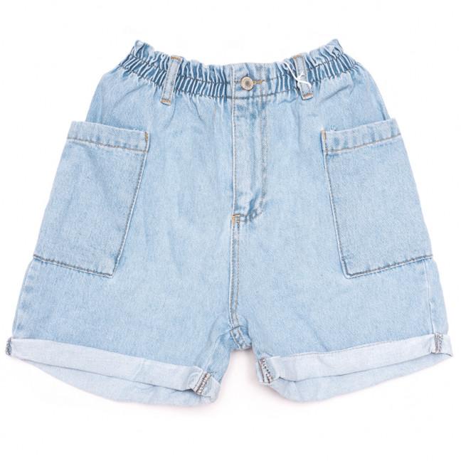 3510 Xray шорты джинсовые женские синие коттоновые (34-40,евро, 5 ед.) XRAY: артикул 1110870