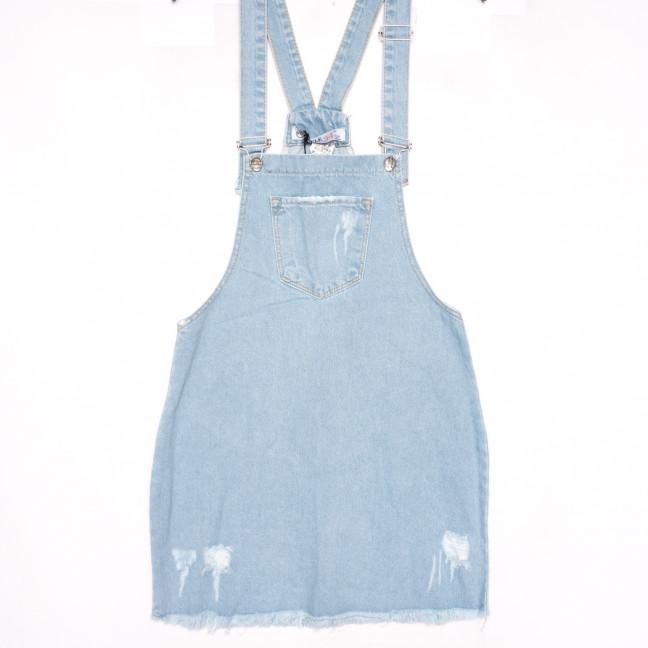 3060 Miele сарафан джинсовый с царапками голубой коттоновый (34-40,евро, 5 ед.) Miele: артикул 1110879