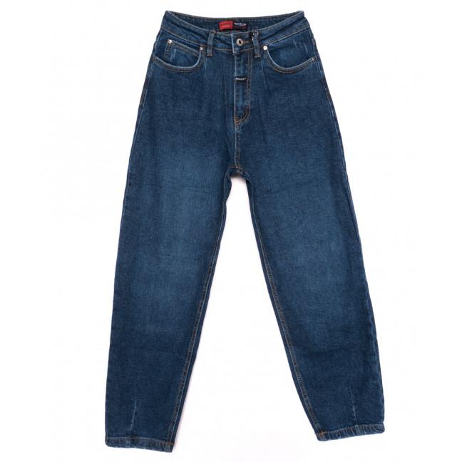 0080-2 М Relucky джинсы-баллон синие осенние стрейчевые (25-30, 6 ед.) Relucky: артикул 1110638