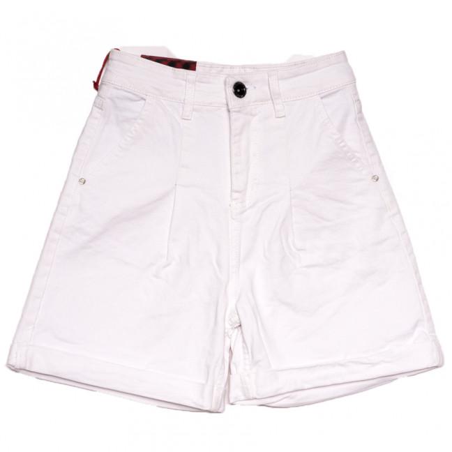 0821 белые Redmoon шорты джинсовые женские стрейчевые (25-30, 6 ед.) REDMOON: артикул 1110857
