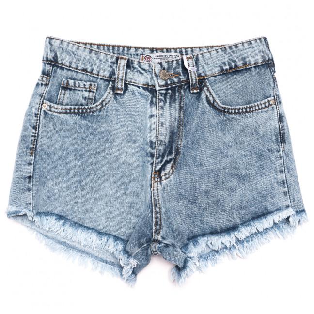0338 Geronis шорты джинсовые женские синие коттоновые (34-42,евро, 8 ед.) Geronis: артикул 1110670