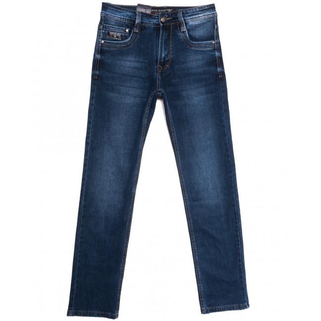 9471 Baron джинсы мужские синие осенние стрейчевые (29-38, 8 ед.) Baron: артикул 1112520
