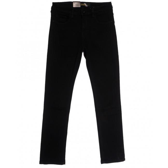 1805 M.Sara джинсы мужские черные осенние стрейчевые (31-38, 6 ед.) M.Sara: артикул 1112573