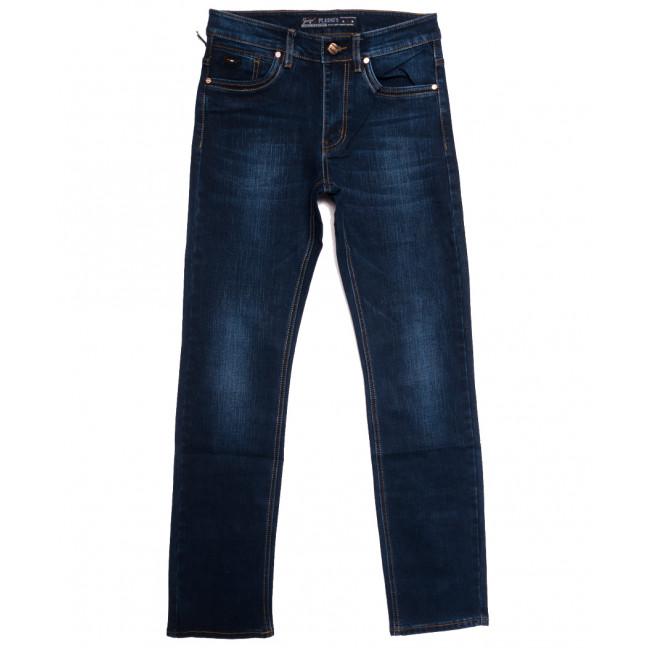 66016 Pr.Minos джинсы мужские синие осенние стрейчевые (29-38, 8 ед.) Pr.Minos: артикул 1112839