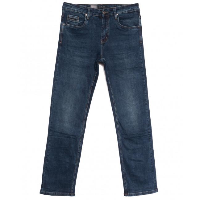 6090 Pagalee джинсы мужские полубатальные синие осенние стрейчевые (32-38, 8 ед.) Pagalee: артикул 1112634